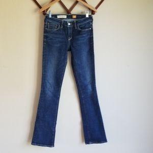 Anthropologie Pilcro Medium Wash Bootcut Jeans